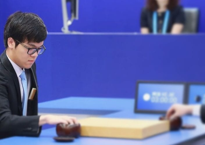 google alphago vence chines