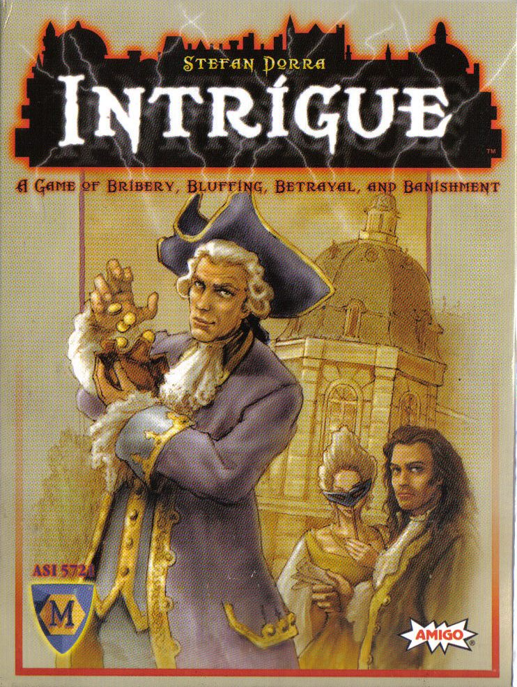 Intrigue Image