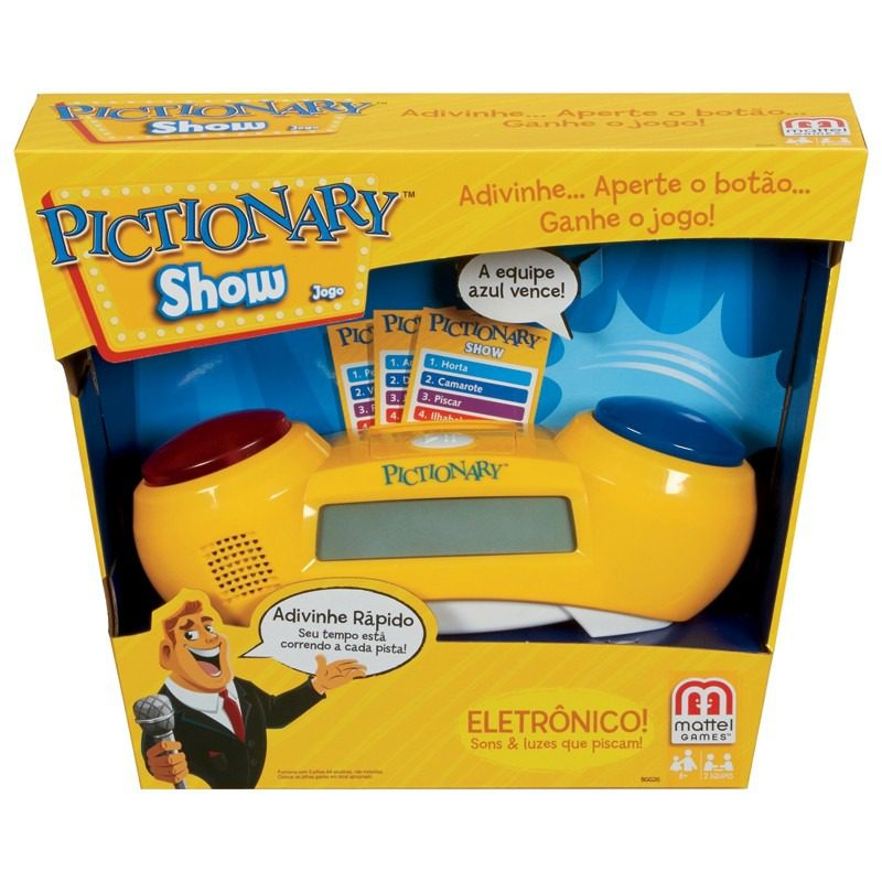 Pictionary Show Image