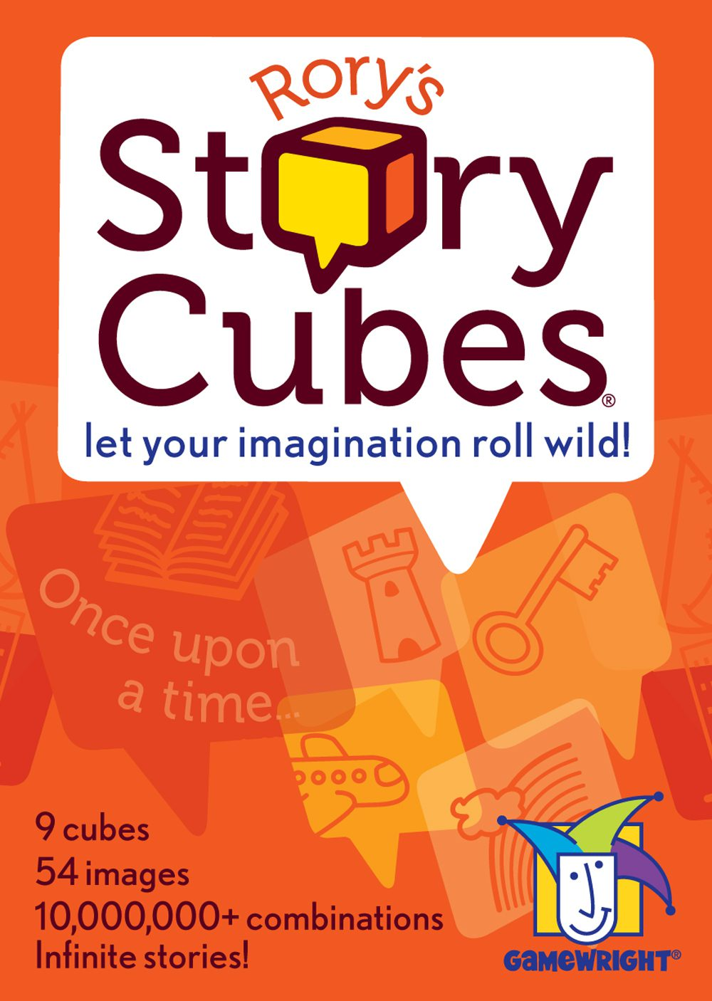 Rory`s Story Cubes Image