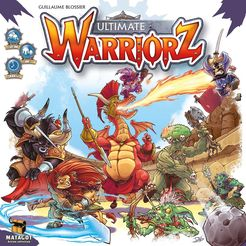 Ultimate Warriorz Image
