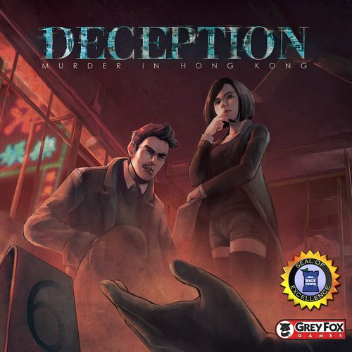 Deception - Murder in Hong Kong Image
