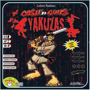 Cash `N Guns Yakuza Image