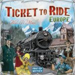 Ticket to Ride Europa Image