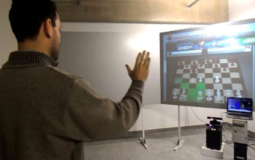 gesture chess