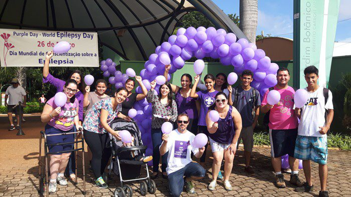 campanha Purple Day - Brainn