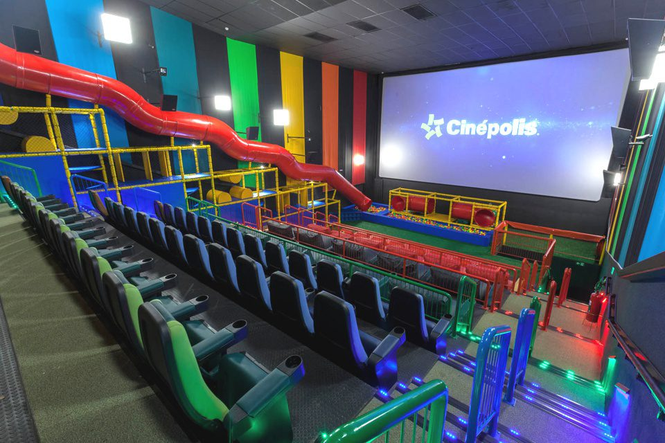 EDNC - cinepolis galleria sala junior